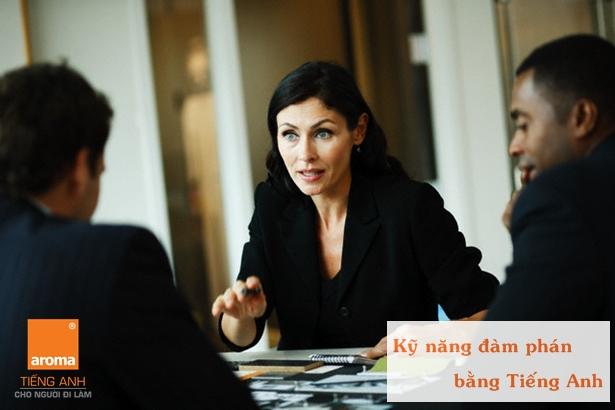 kỹ năng đàm phán trong tiếng anh
