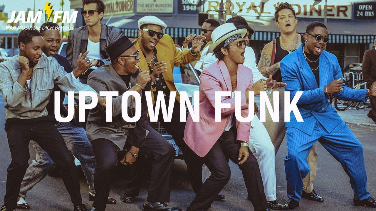 Học tiếng anh qua bài hát Uptown Funk