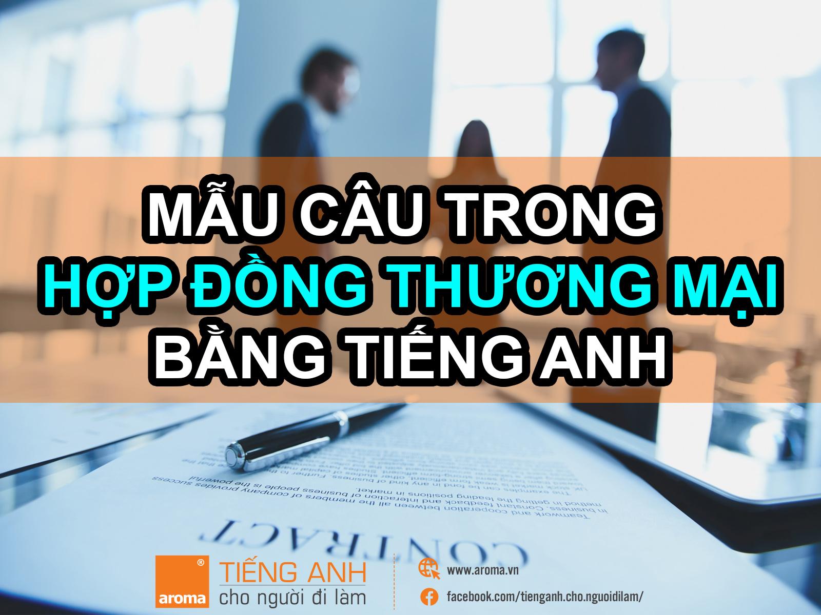 hop dong thuong mai bang tieng anh