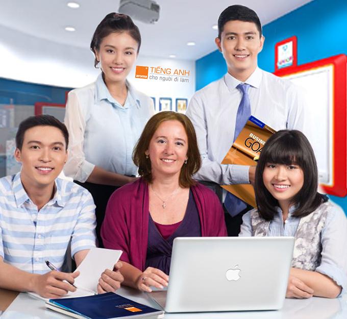 giáo trình học tiếng anh giao tiếp Business Goals Professional English