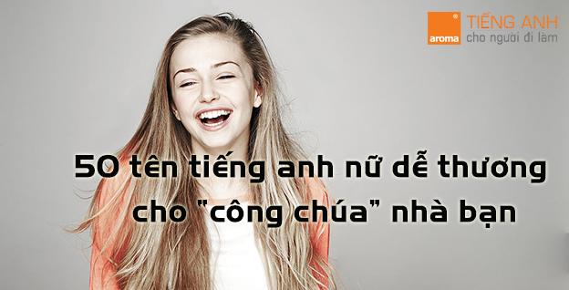 ten-tieng-anh-hay-cho-cong-chua-nha-ban