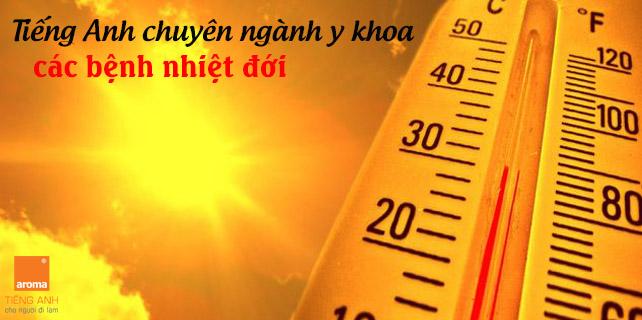 Tieng-anh-chuyen-nganh-y-khoa-ve-cac-benh-nhiet-doi-thuong-gap