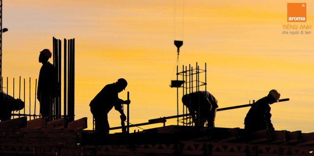 ngành công nghiệp xây dựng cơ bản