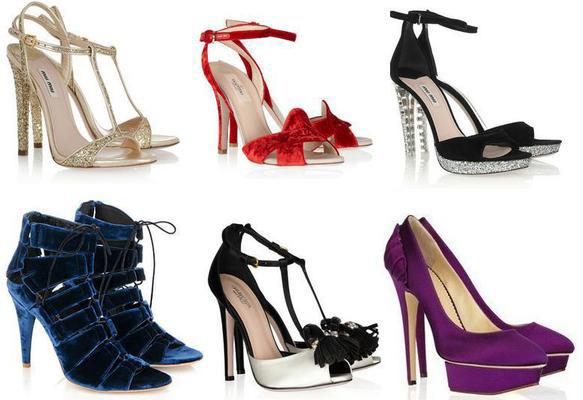 Các loại giày dép trong tiếng Anh