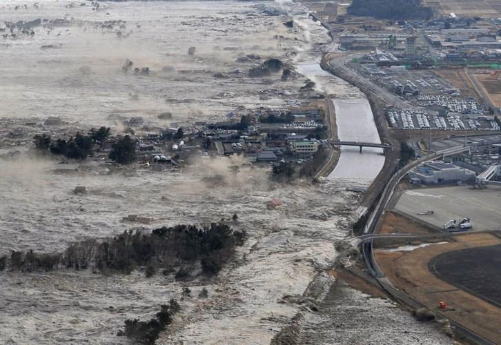 Bài luận tiếng anh về thảm họa thiên nhiên