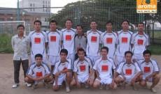 Đội bóng AROMA Fc