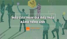 mau cau tham gia dau thau bang tieng anh6