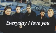 Bai hat hoc tieng anh everyday i love you - boyzone