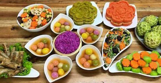 Học tiếng Anh nhà hàng qua hình ảnh các món chay