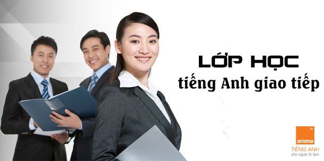 lớp học tiếng Anh giao tiếp