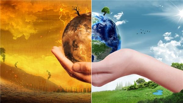 Thuyết trình tiếng anh về biến đổi khí hậu