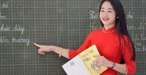 Bài luận về nghề giáo viên
